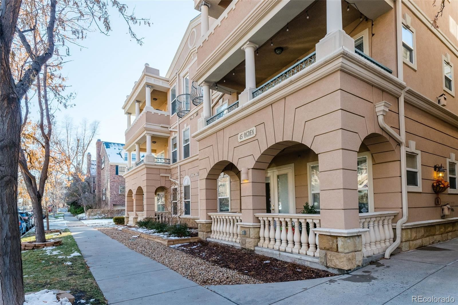45 North Ogden Street #201 UNIT 201, Denver, CO 80218 - #: 8794428