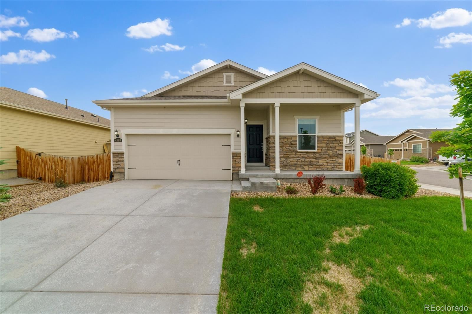 4599 E 95th Court, Thornton, CO 80229 - #: 5518429