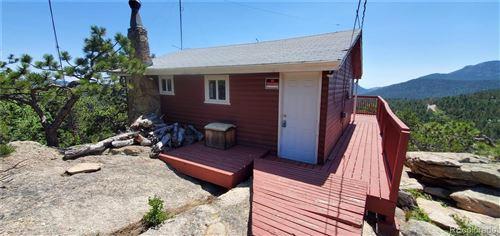 Photo of 11528 Overlook Road, Golden, CO 80403 (MLS # 4661431)