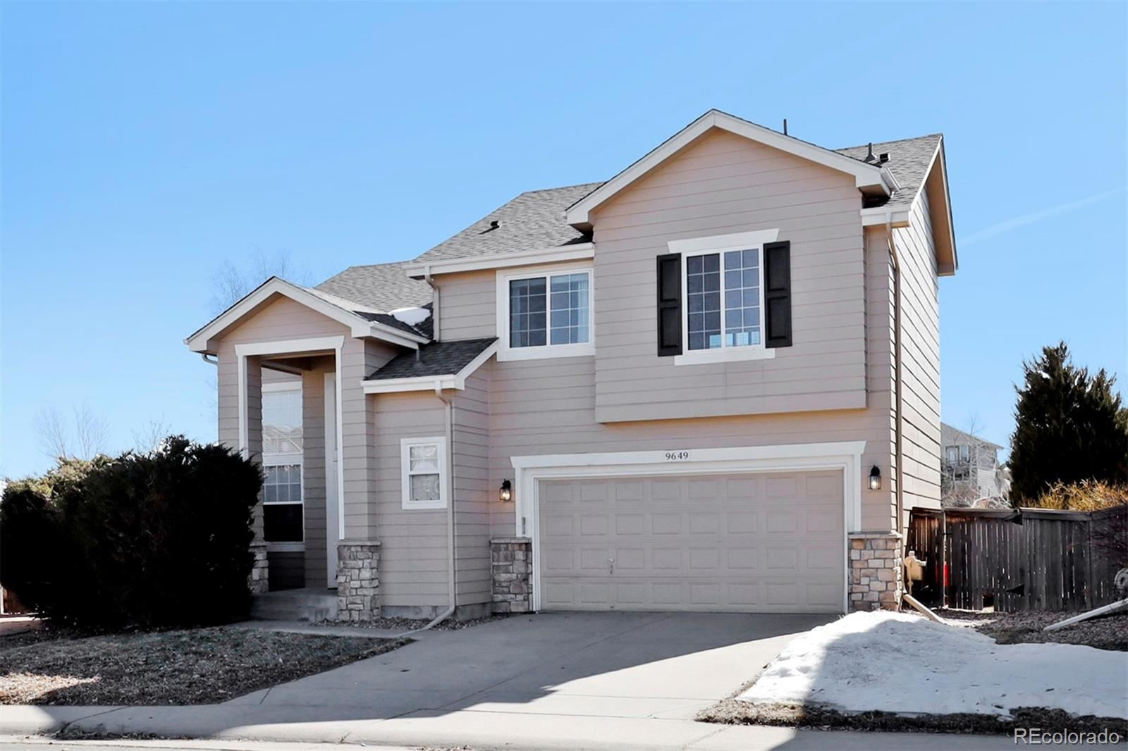 9649  Burberry Way, Highlands Ranch, CO 80129 - #: 8343431