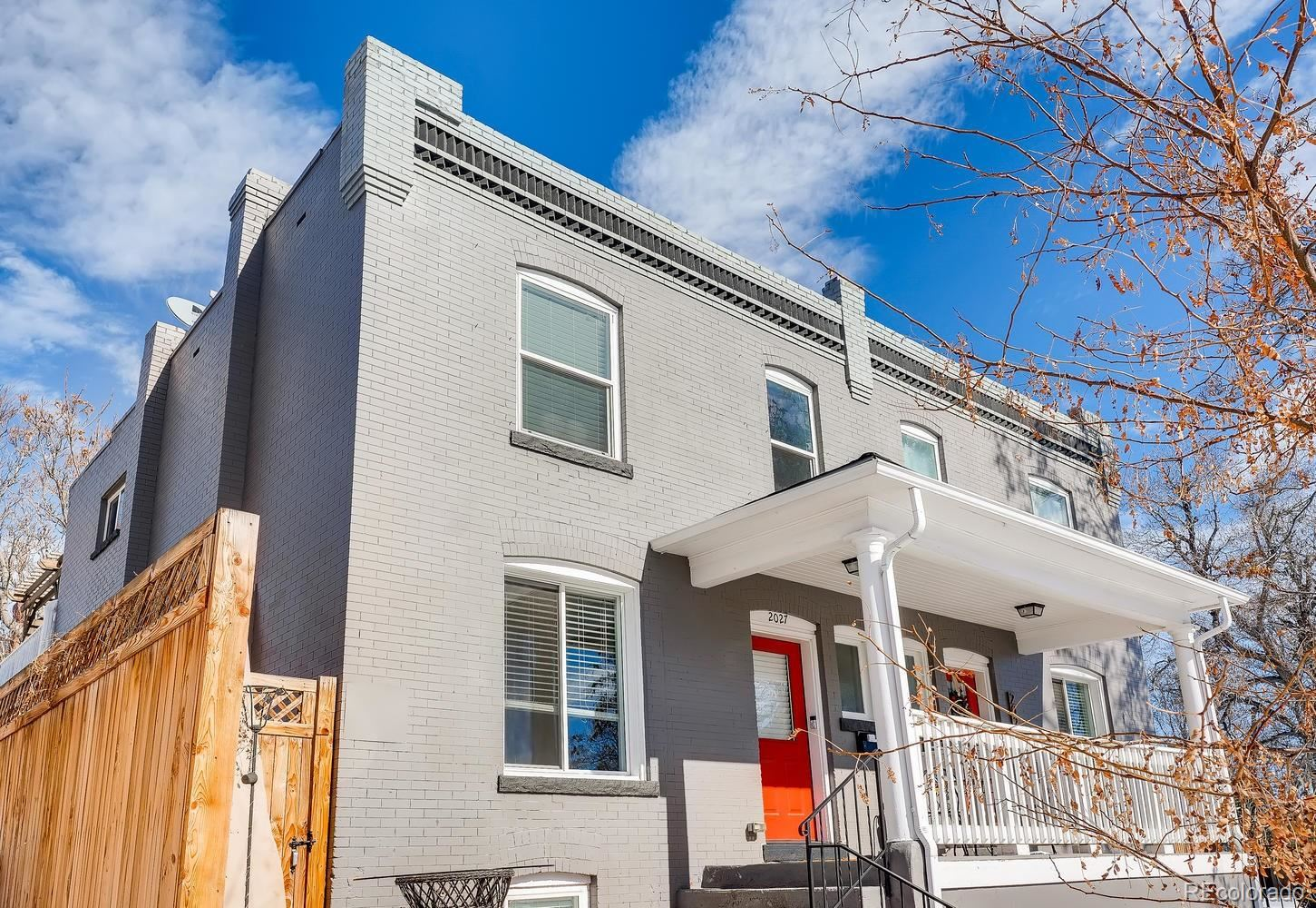 2027 E 25th Avenue, Denver, CO 80205 - #: 9132431