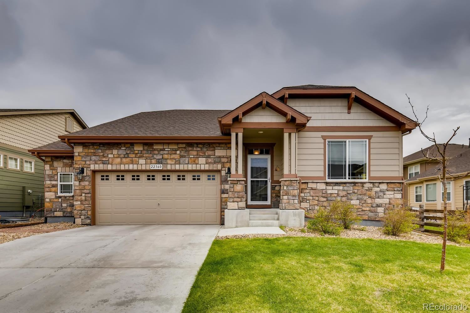 22360 E Union Circle, Aurora, CO 80015 - #: 3219434