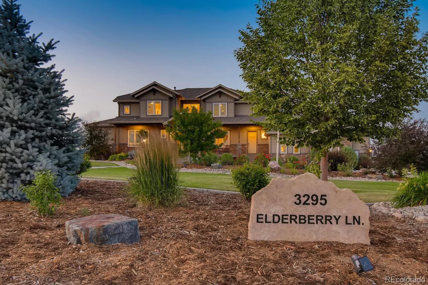 3295 Elderberry Lane, Mead, CO 80542 - MLS#: 4279434