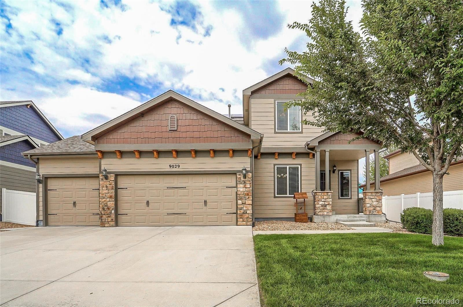 9029 Eldorado Avenue, Frederick, CO 80504 - #: 7645435