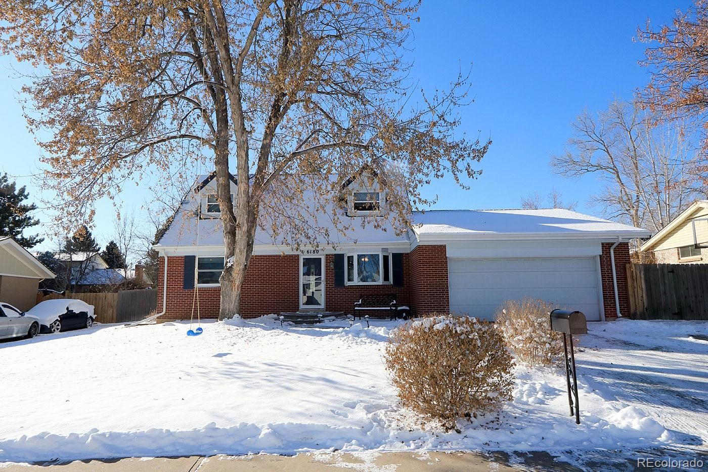 6180 W Maplewood Place, Littleton, CO 80123 - #: 9704435
