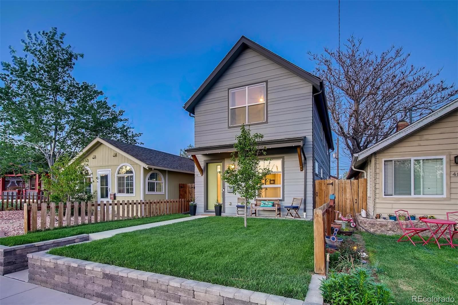 4848  King Street, Denver, CO 80221 - #: 3385439