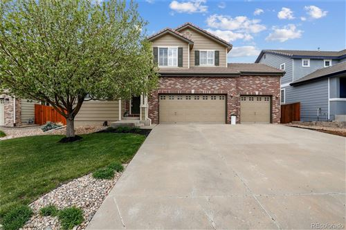Photo of 10307 Hadrian Court, Parker, CO 80134 (MLS # 3320440)