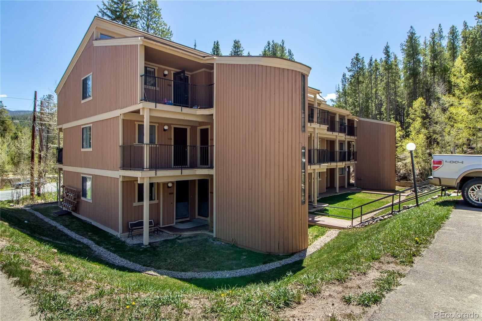 124 County Road 702 #3-103, Winter Park, CO 80482 - #: 7386443