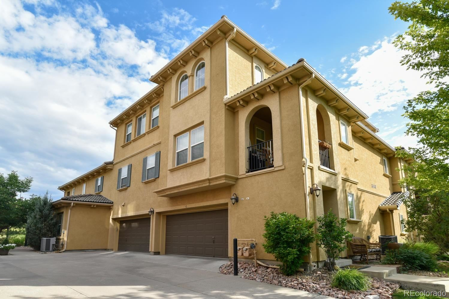 3468 Cascina Place #C, Highlands Ranch, CO 80126 - MLS#: 8332443