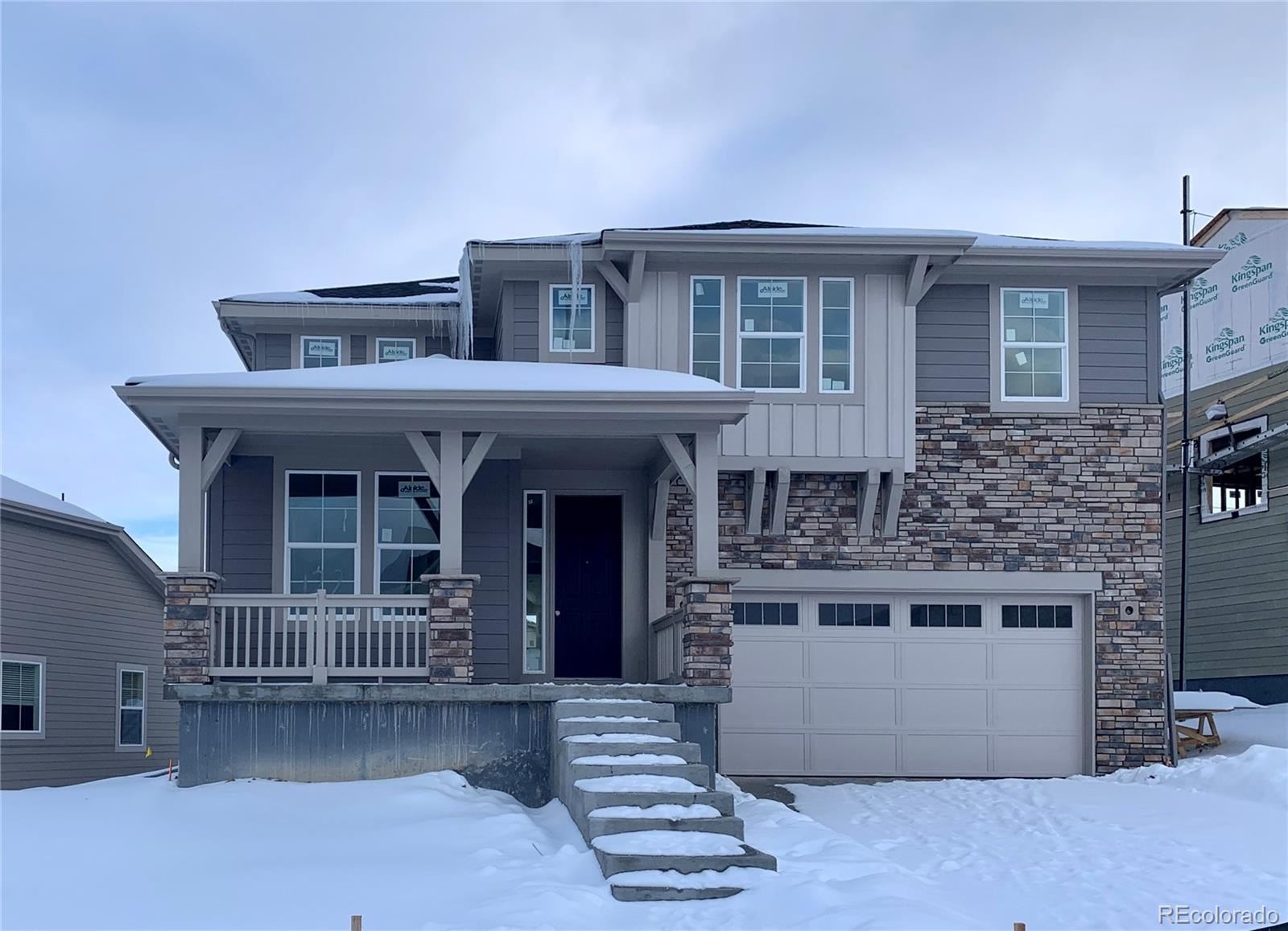 122  Green Fee Circle, Castle Pines, CO 80108 - #: 2949444