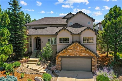Photo of 7116 Forest Ridge Circle, Castle Pines, CO 80108 (MLS # 4006445)