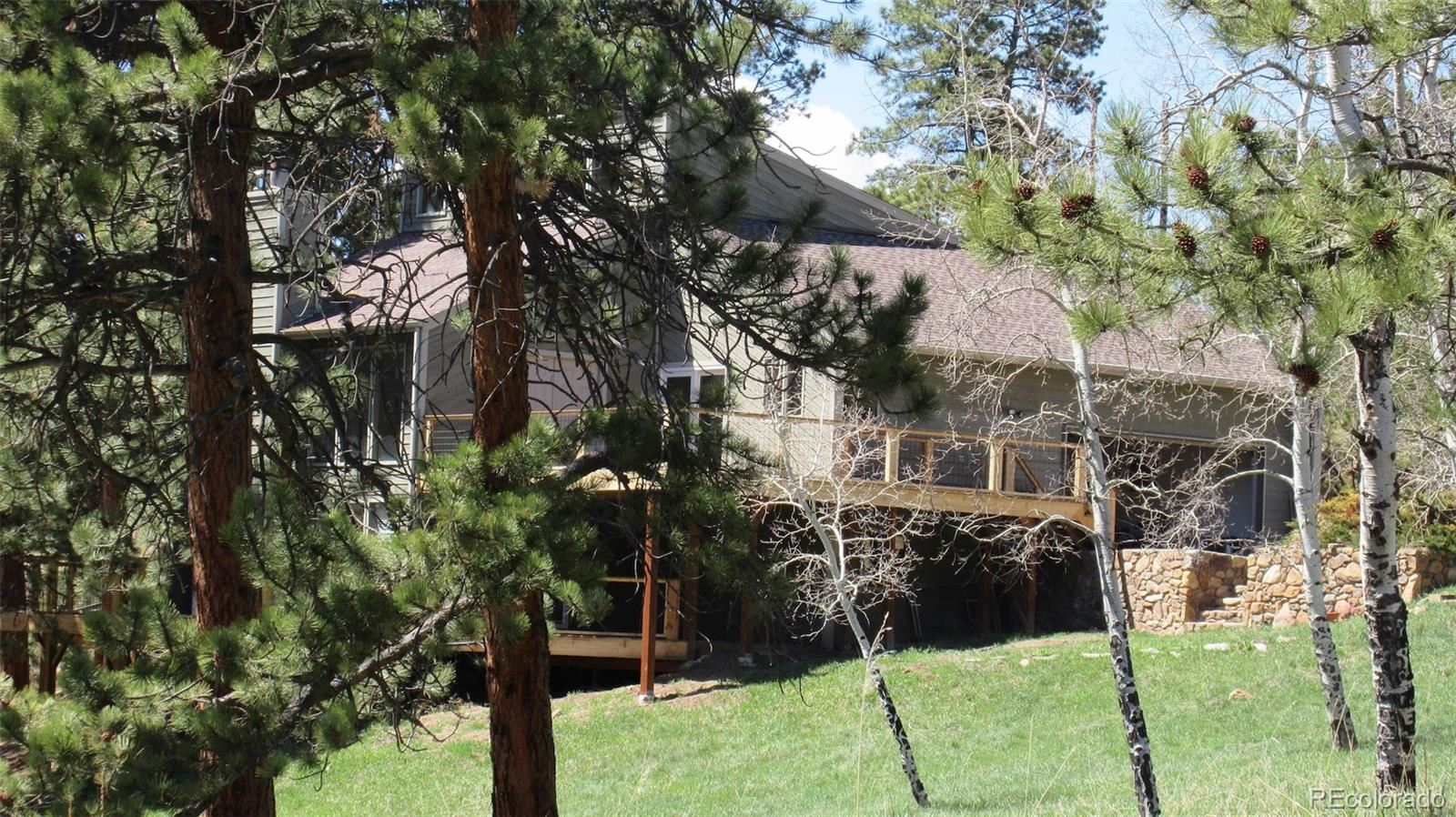 9053  Gray Fox Drive, Evergreen, CO 80439 - #: 3540445