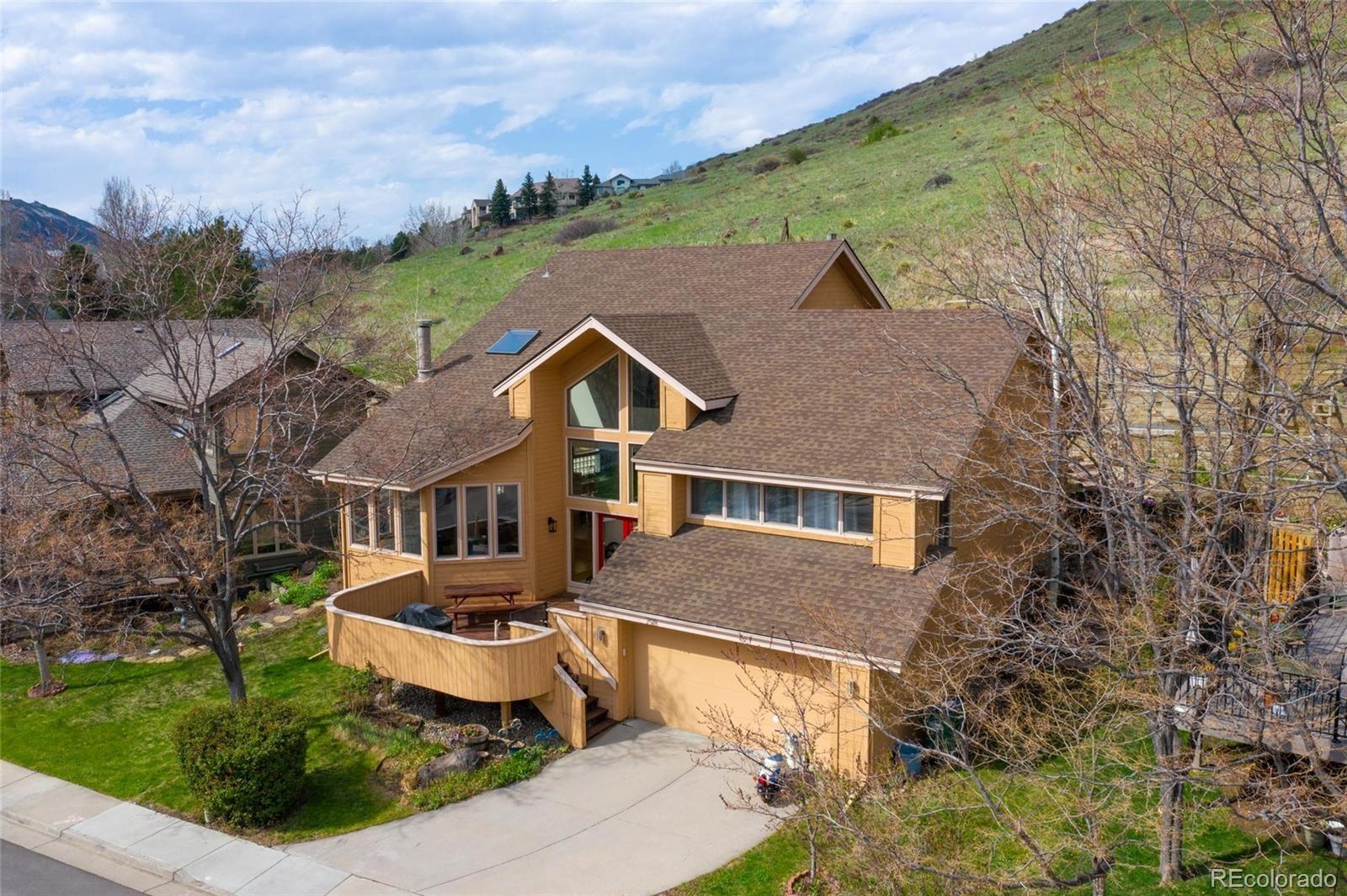 798 Ridge Road, Golden, CO 80403 - #: 7507445