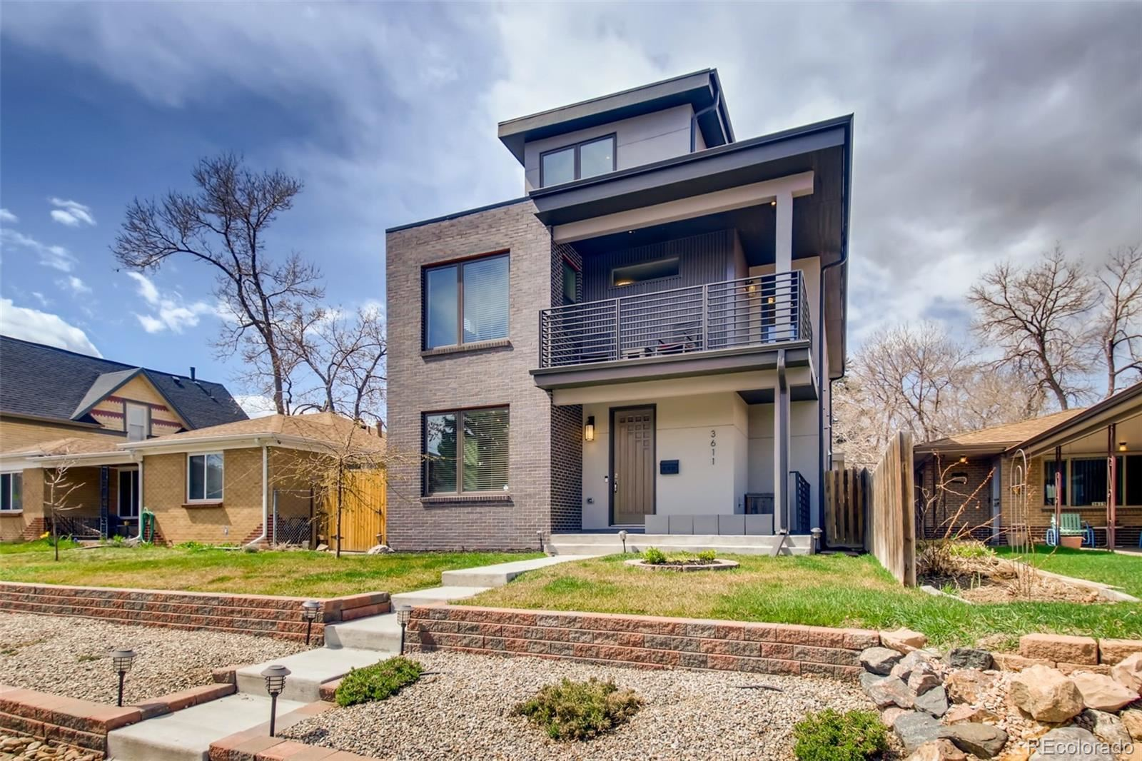 Photo of 3611 Quitman Street, Denver, CO 80212 (MLS # 8604445)