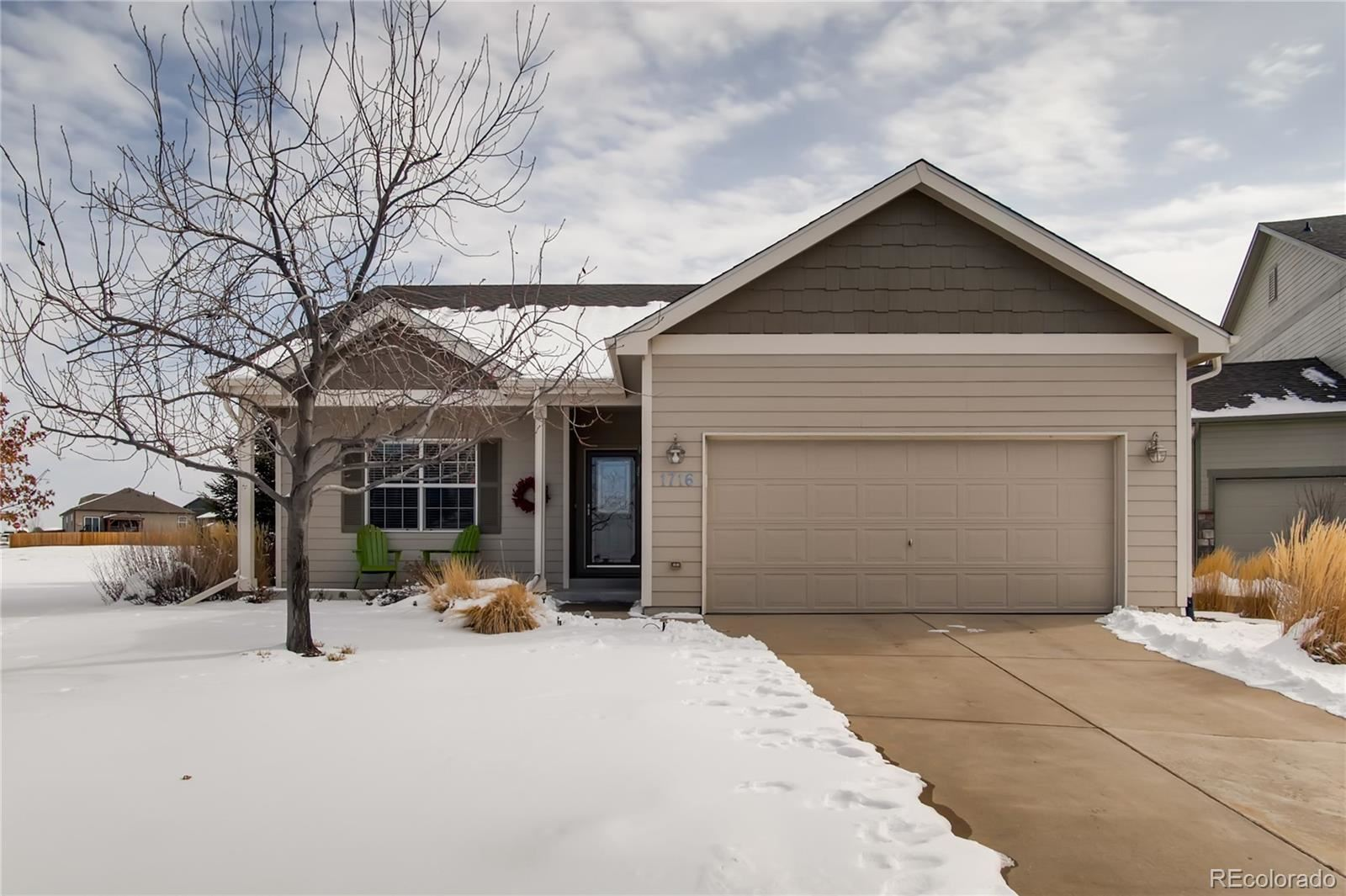 1716  Wagonwheel Drive, Fort Lupton, CO 80621 - #: 9155446