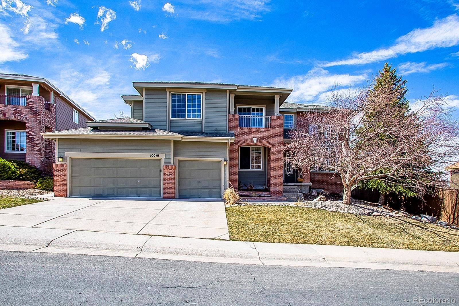 10049  Glenstone Circle, Highlands Ranch, CO 80130 - #: 8046447