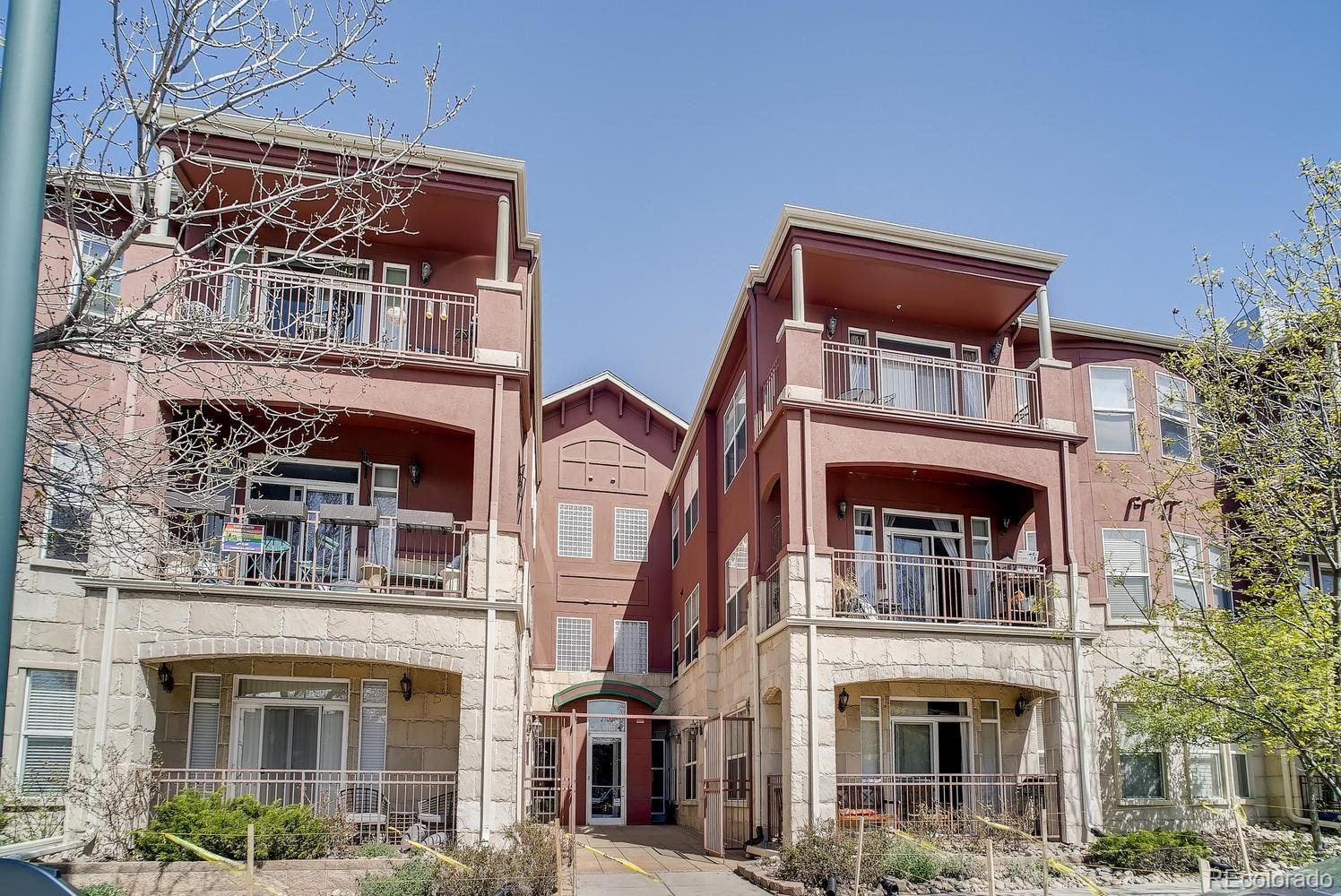 2100 N Humboldt Street  206 #206, Denver, CO 80205 - #: 8521447