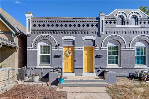 Photo of 3766 N Gilpin Street, Denver, CO 80205 (MLS # 5711448)
