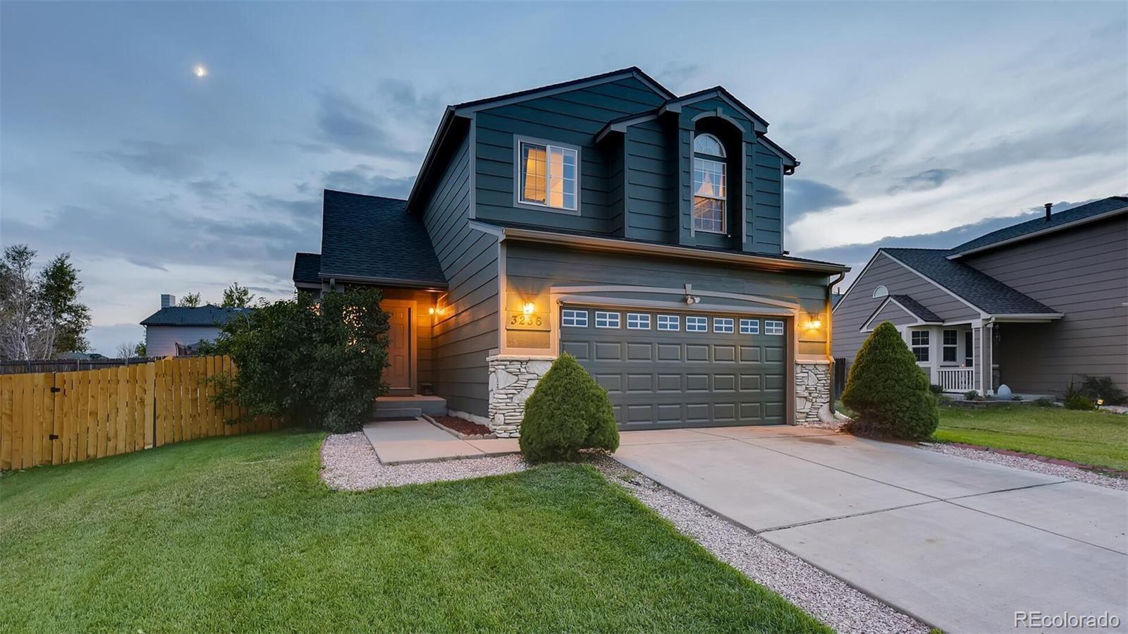 3236 Waverly Lane, Colorado Springs, CO 80922 - MLS#: 1596449