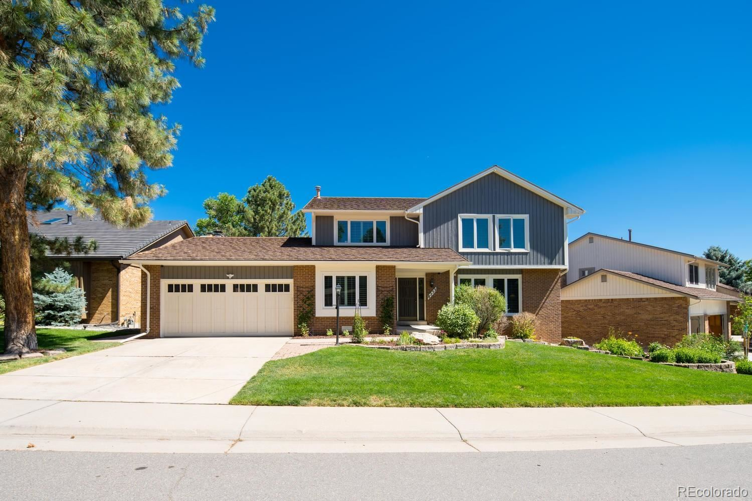 8253 Lodgepole Trail, Lone Tree, CO 80124 - #: 2484449