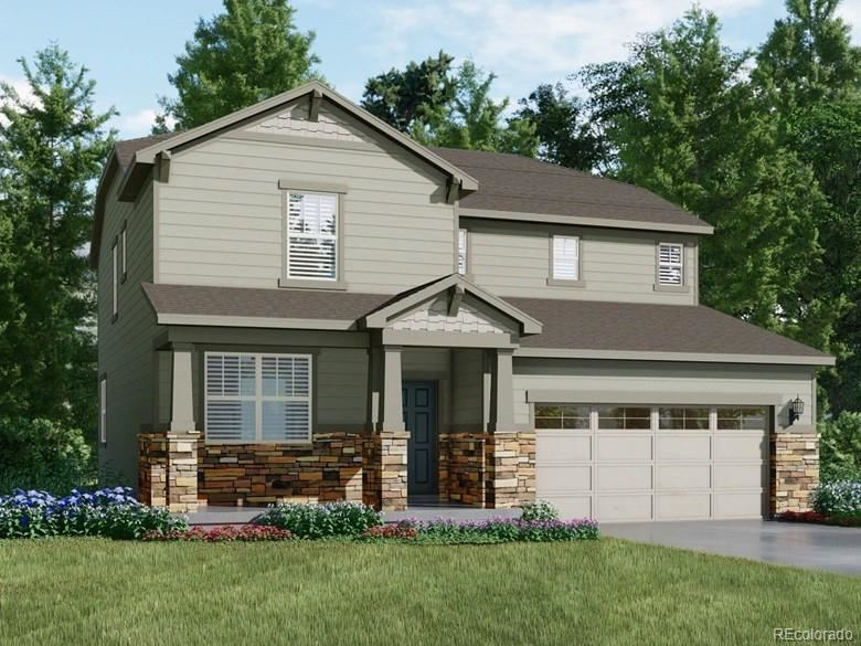 11437  Booth Falls Street, Parker, CO 80134 - #: 9902449