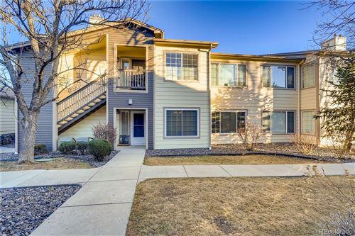 Photo of 5443 S Dover Street #104, Denver, CO 80123 (MLS # 1639450)