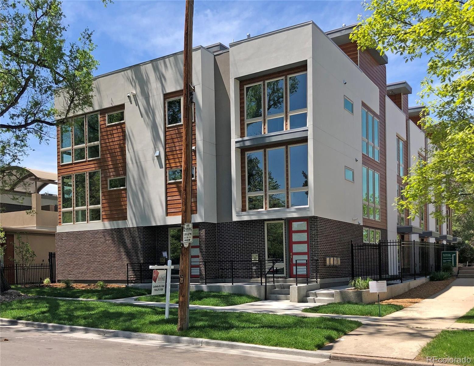 871 Delaware Street, Denver, CO 80204 - #: 8889450