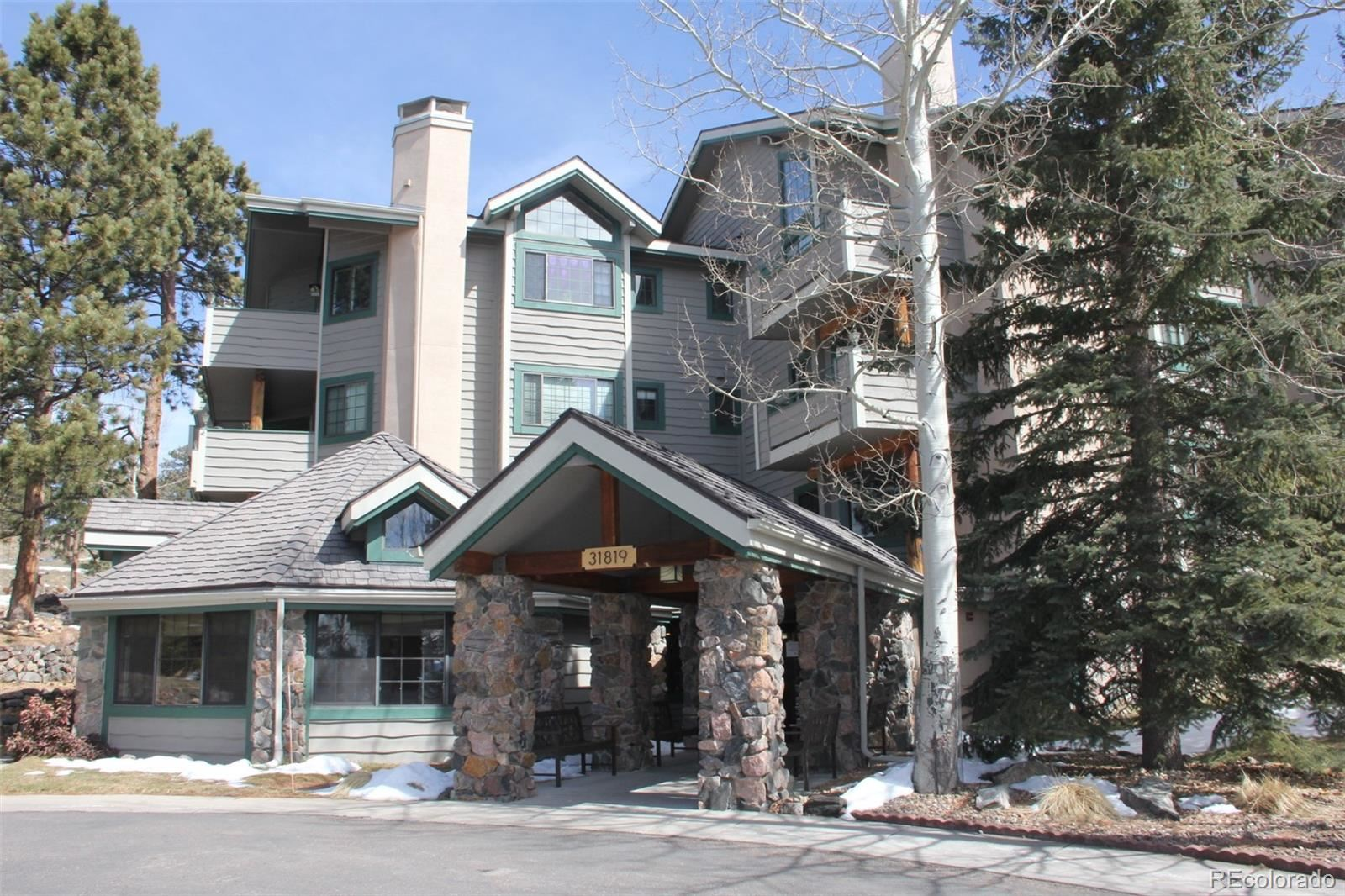 31819  Rocky Village Drive  218 #218, Evergreen, CO 80439 - #: 8212451