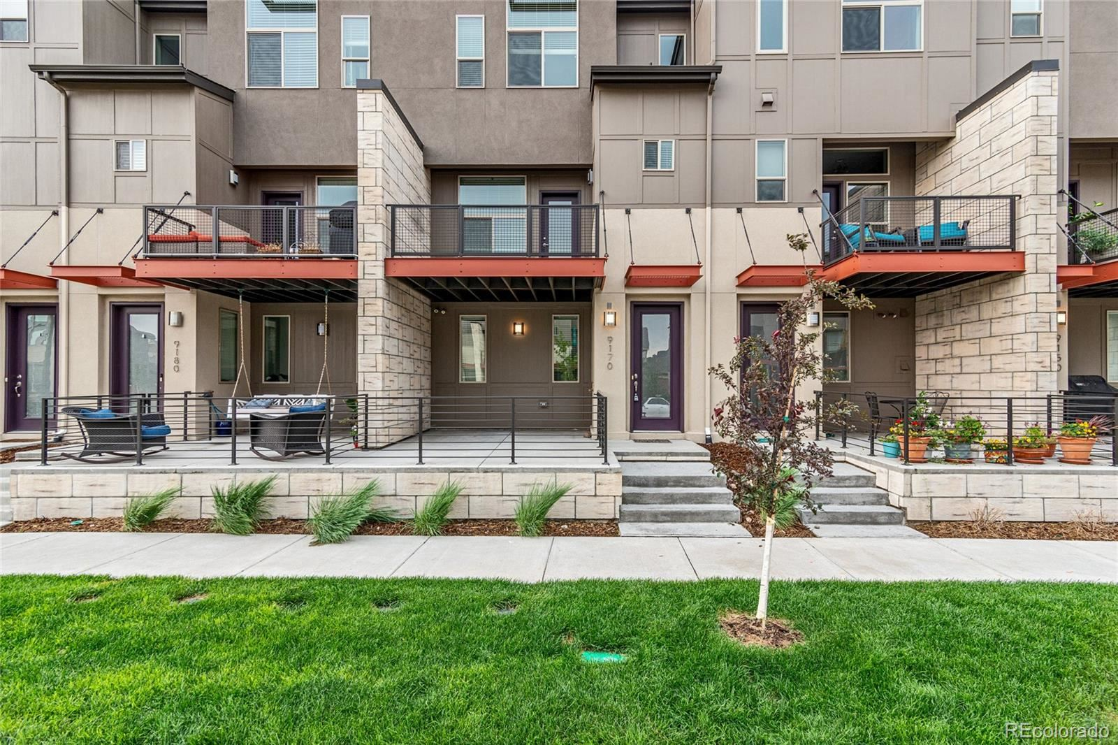 9170 E 52nd Drive, Denver, CO 80238 - #: 2831452