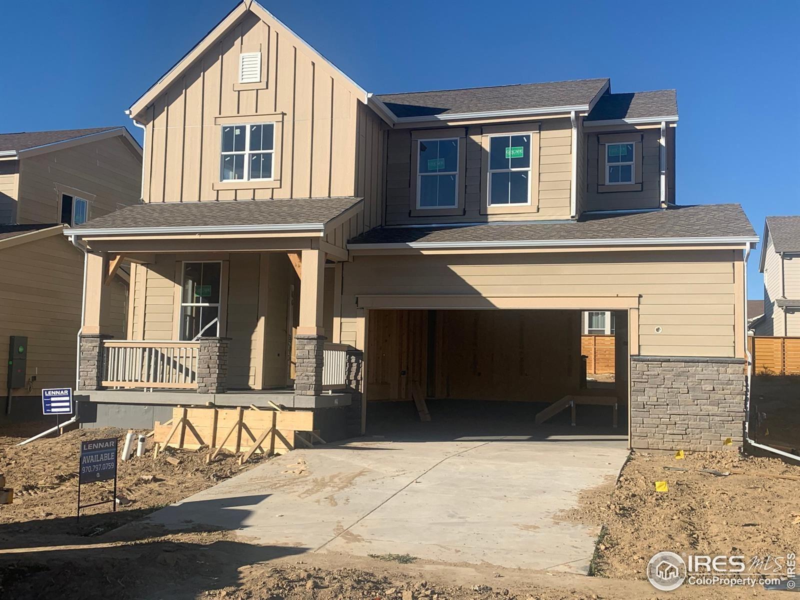 Photo of 2826 Coleman Street, Fort Collins, CO 80524 (MLS # IR947452)