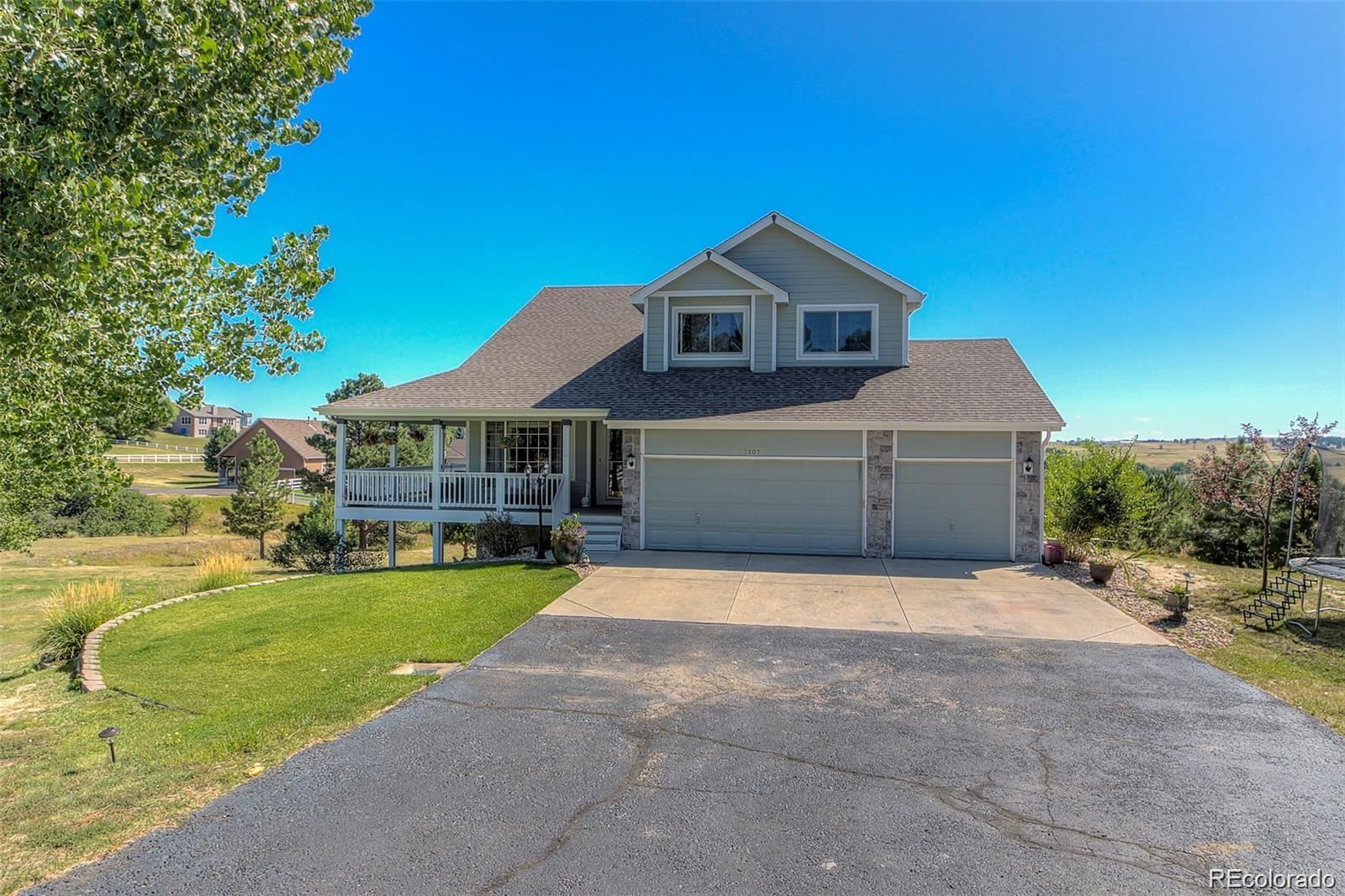 3507  Meadowlark Court, Parker, CO 80138 - #: 4121454