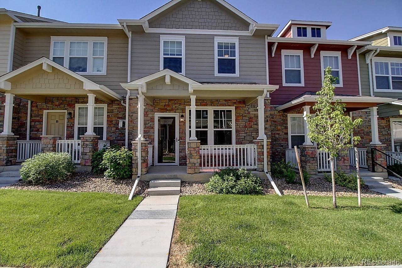 13758 Garfield Street #C, Thornton, CO 80602 - #: 4821454