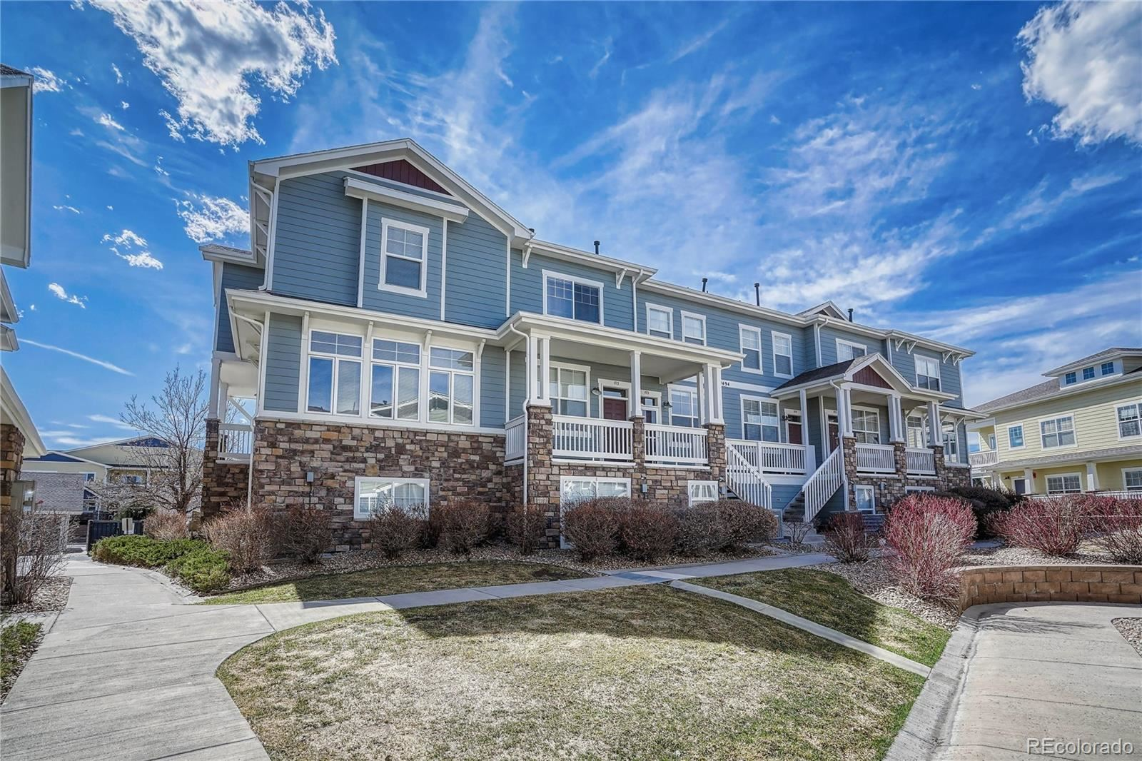 9494  Ashbury Circle  103 #103, Parker, CO 80134 - #: 1542456