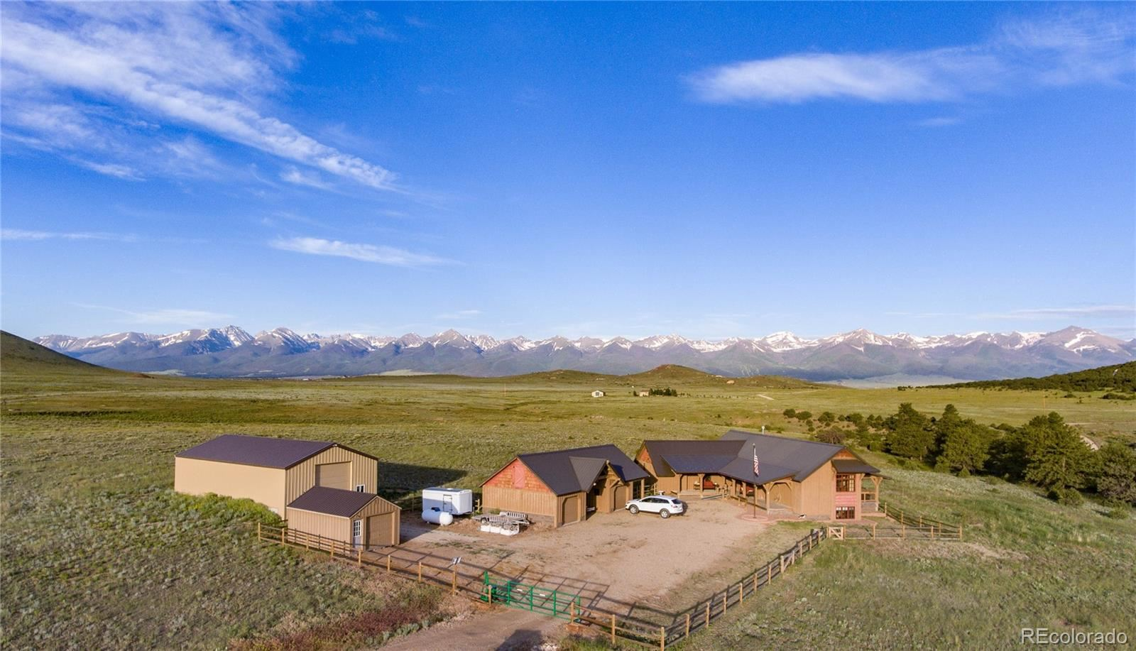 105 Hill Country Road, Westcliffe, CO 81252 - #: 9511457