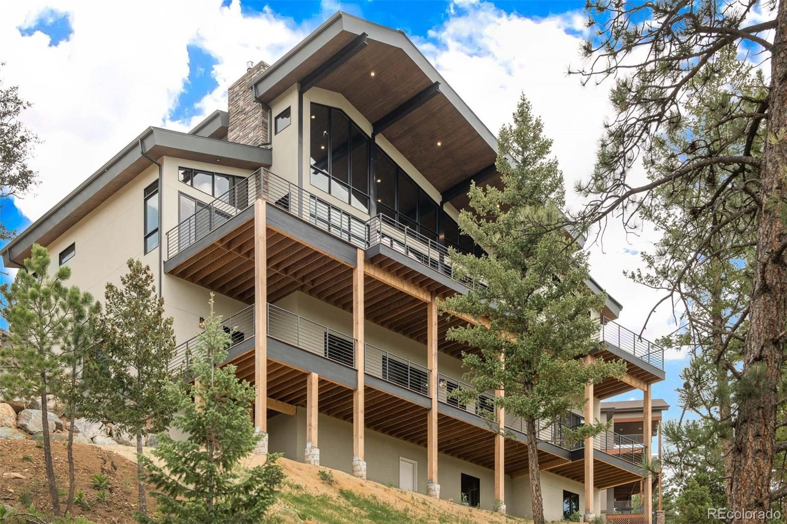 26467 Bell Park Drive, Evergreen, CO 80439 - #: 9032458