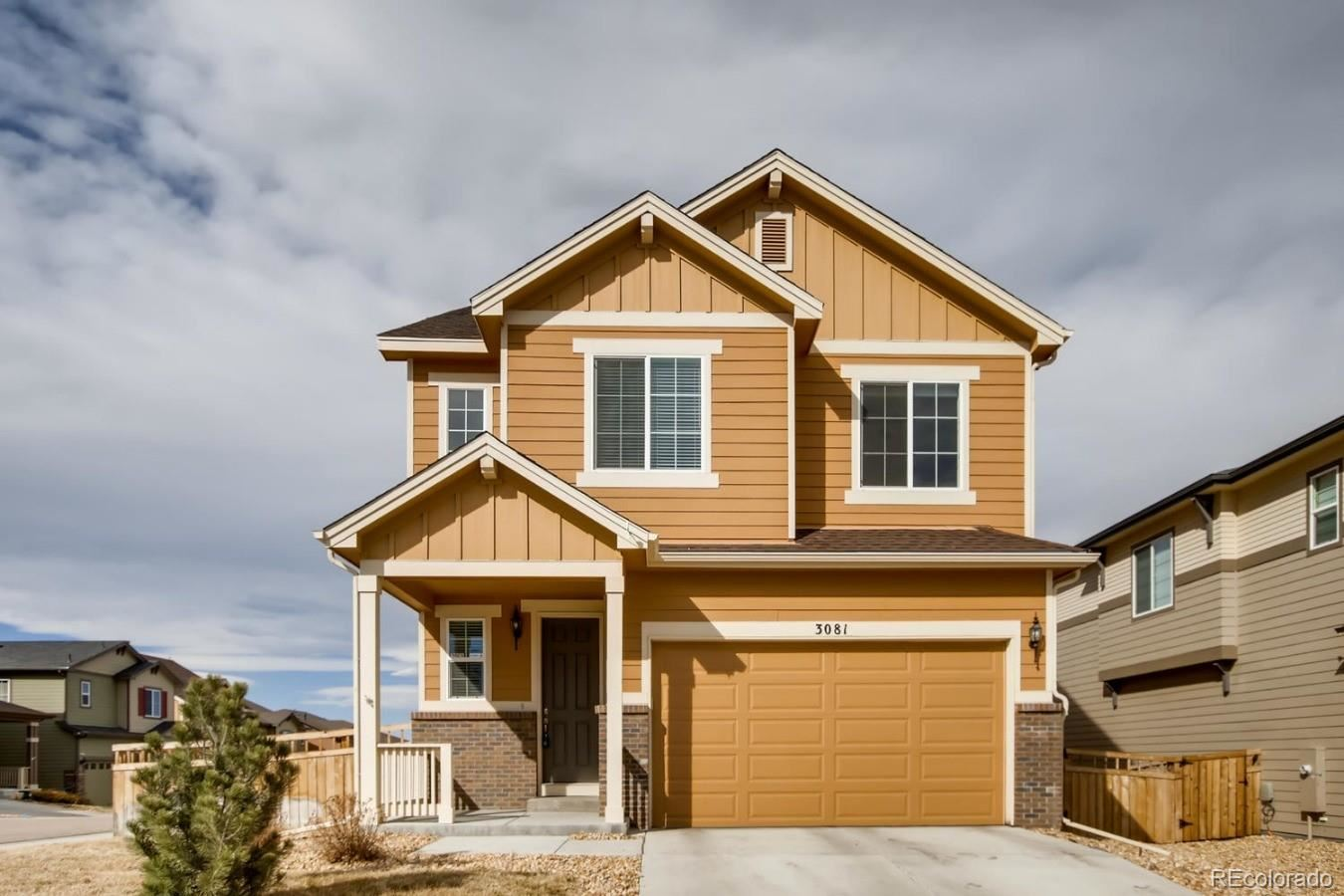 3081 Youngheart Way, Castle Rock, CO 80109 - #: 9800458