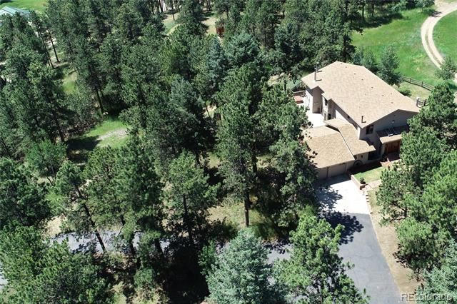 8851 South Blue Creek Road, Evergreen, CO 80439 - #: 7977459