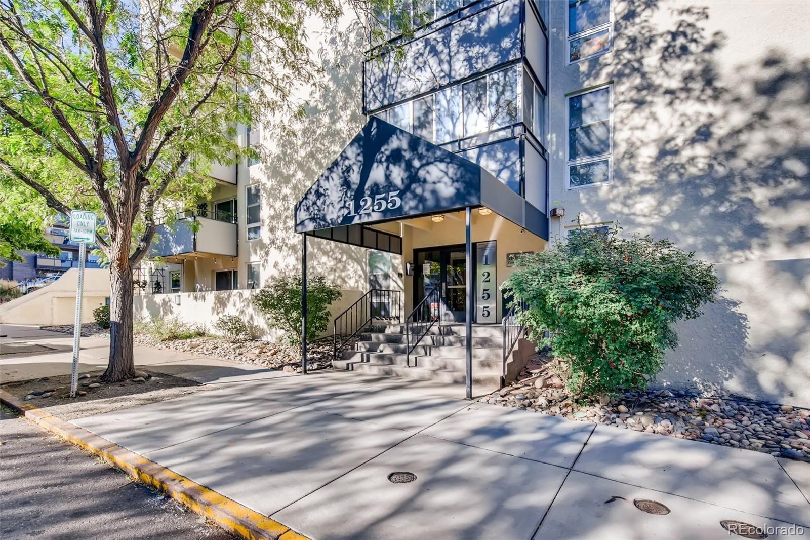 Photo of 1255 N Ogden Street #701, Denver, CO 80218 (MLS # 4287460)