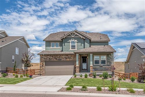 Photo of 17305 W 94th Avenue, Arvada, CO 80007 (MLS # 3705462)