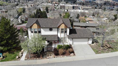 Photo of 1718 Belvedere Drive, Golden, CO 80401 (MLS # 3756462)
