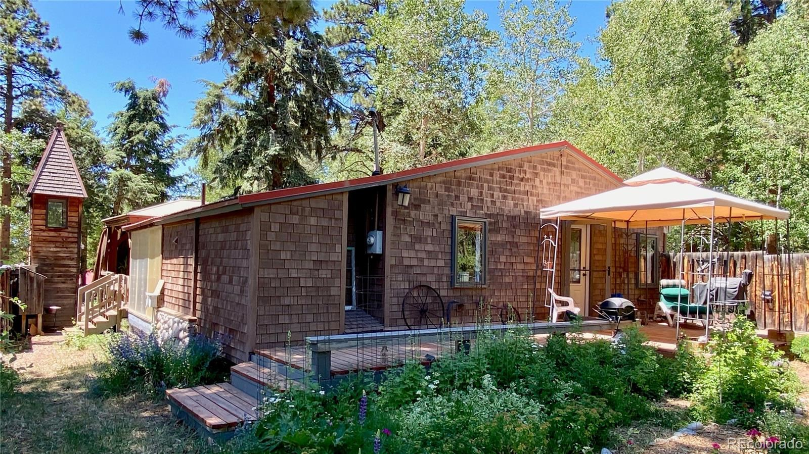 10993 Barker Avenue, Conifer, CO 80433 - #: 2711463