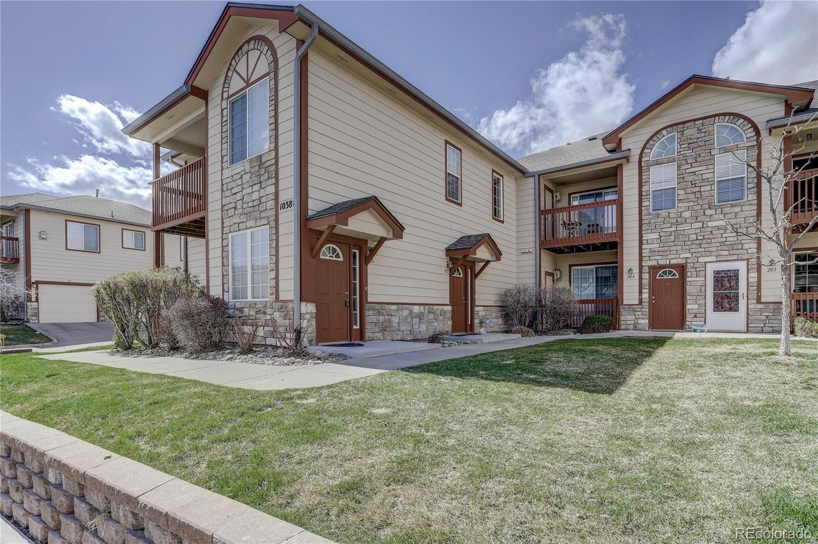 10381  Cook Way  206 #206, Thornton, CO 80229 - #: 6925464