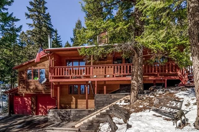 30893 Kings Valley Drive, Conifer, CO 80433 - #: 7699464