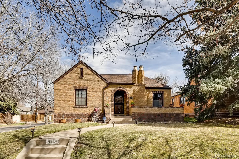 1390 Eudora Street, Denver, CO 80220 - #: 9623464