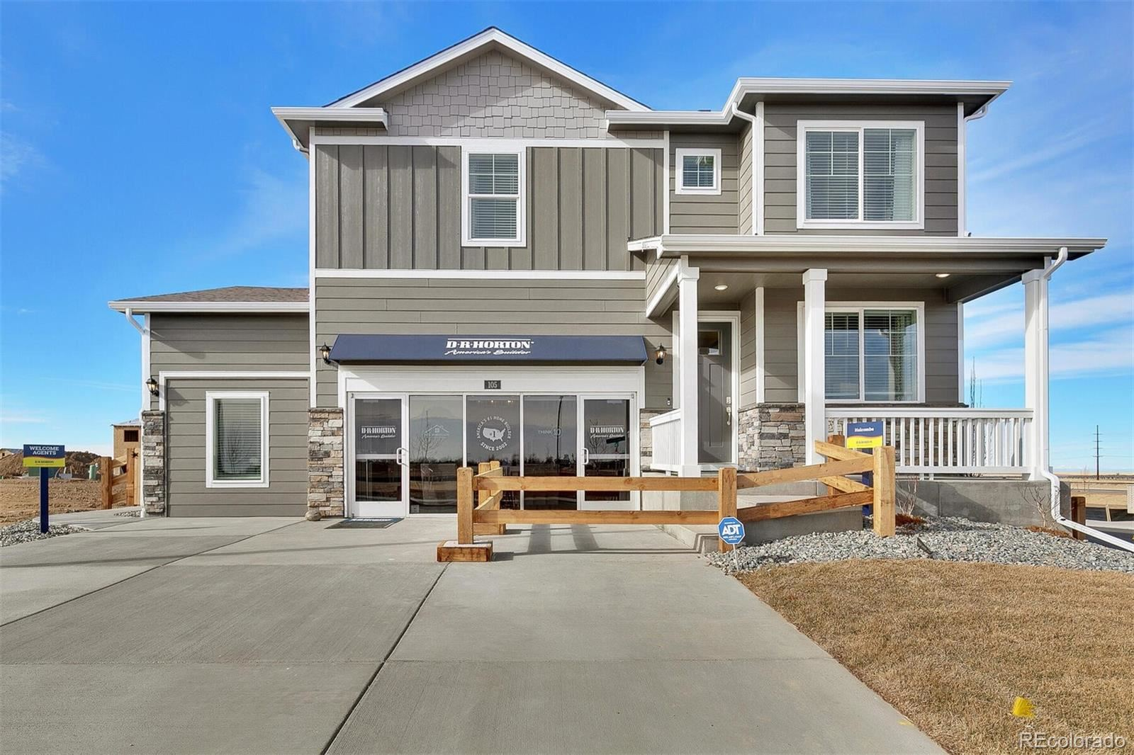 Photo of 45827 Red Tail Drive, Bennett, CO 80102 (MLS # 4069465)