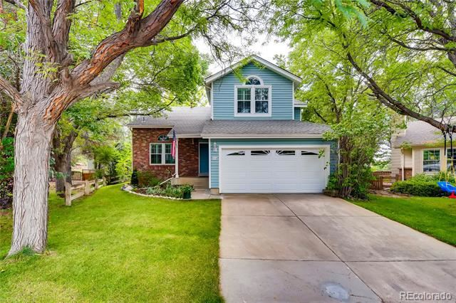 110 Grouse Place, Highlands Ranch, CO 80126 - #: 2763469