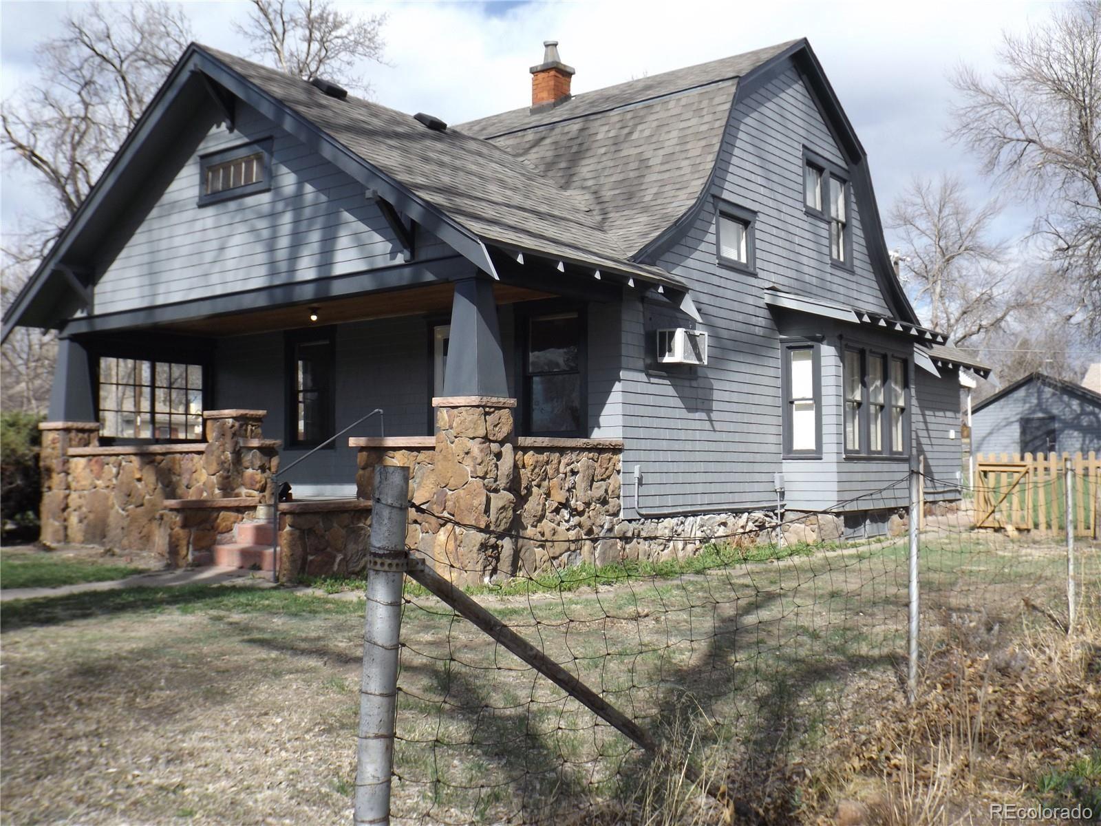 831 Custer Avenue, Colorado Springs, CO 80903 - #: 6400469