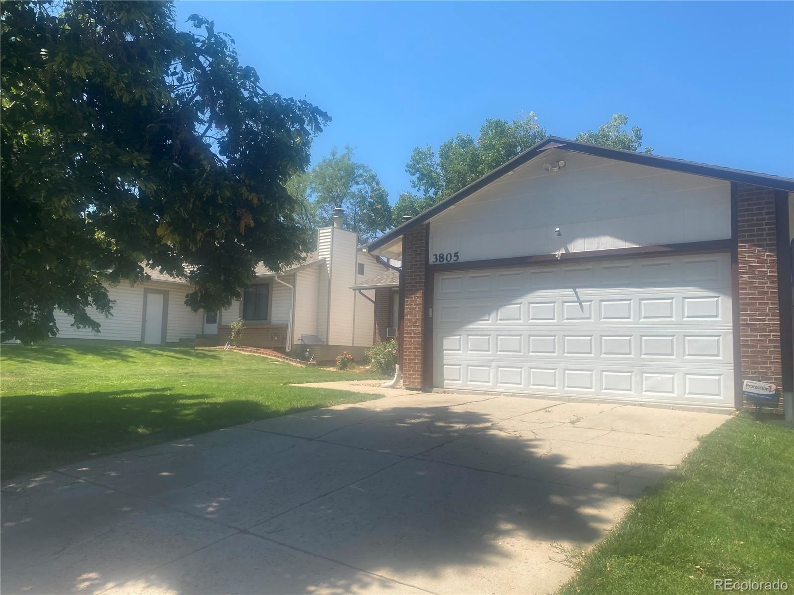 3805 S Ouray Way, Aurora, CO 80013 - #: 6439469