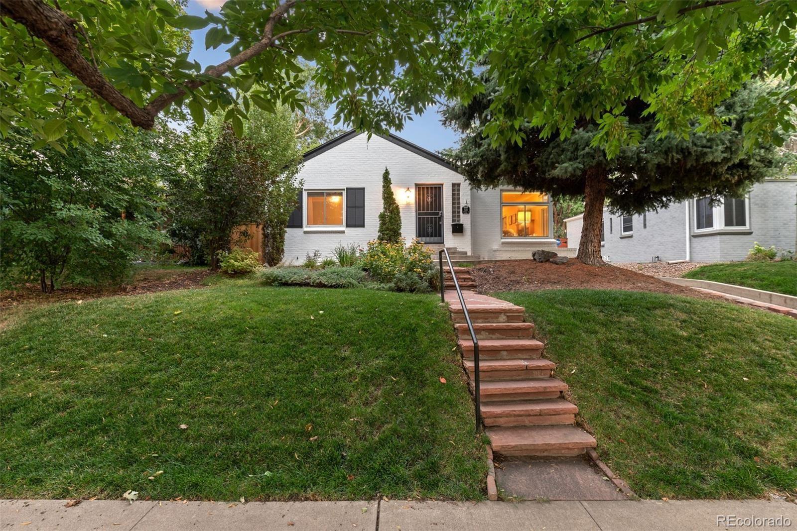 Photo of 1140 Glencoe Street, Denver, CO 80220 (MLS # 6952469)