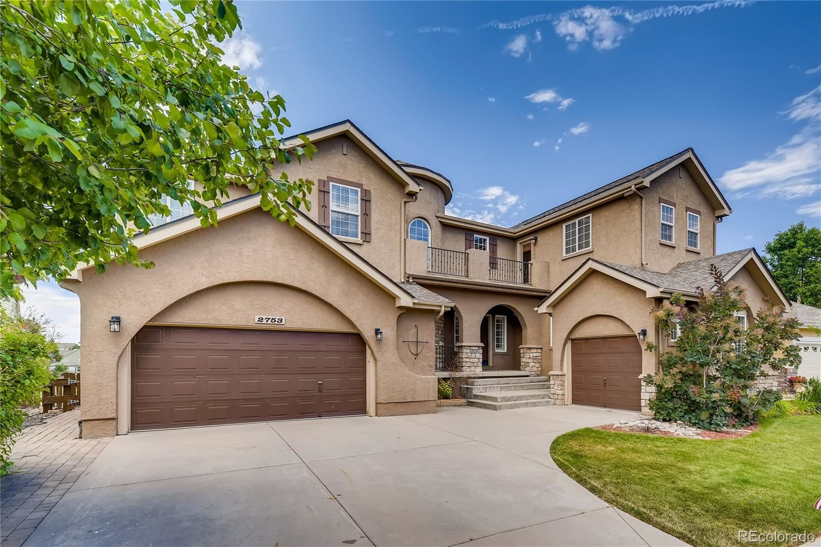 2753 Timberchase Trail, Highlands Ranch, CO 80126 - #: 7440469